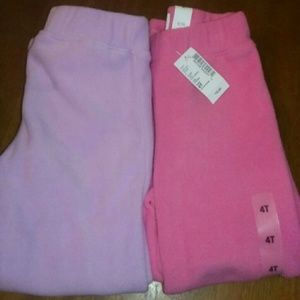 Other - 2 Pairs Childrens Place 4T Pants